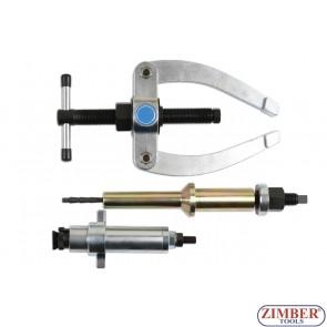 Injector Sleeve Remover/Installer  Volvo (FM) - ZR-36ISRIV01 - ZIMBER TOOLS.