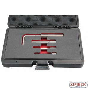 Camshaft Locking Pin Set FORD - ZIMBER-TOOLS