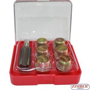 Oil Pan Thread Repair Set 13mm (ZT-04166) - SMANN TOOLS.