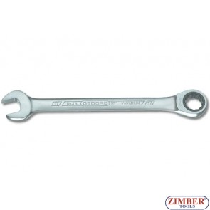 Reversible Ratchet Wrench 9mm - GEDORE