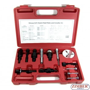 Deluxe Clutch Hub Puller\ Installer Kit - ZIMBER - TOOLS