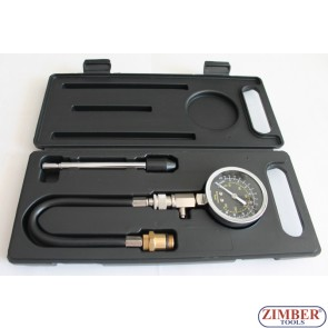 UNIQUE COMPRESSION TESTER KIT, ZR-36CTK05 - ZIMBER TOOLS