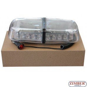 MINI LED LIGHTBAR 12V - (3222)