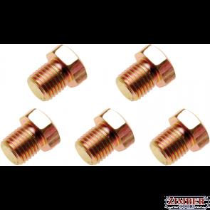 Oil Drain Plug for BGS 126 M13 x 1.5 mm 5 pcs. (126-SM13) - BGS technic