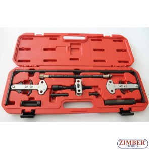 One Man Operation-Valve Spring Compressor Kit (ZR-36OMOVSCK01) - ZIMBER-TOOLS