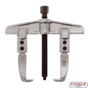 Parallel Puller, fine Thread, 2-legs | 40 - 95 mm - 7780 - BGS- technic.