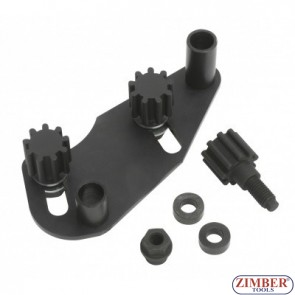 Petrol Engine Camshaft Sprocket Locking Device - Renault 1.8, 2.0 Belt Drive, ZR-36ETTS49- ZIMBER TOOLS