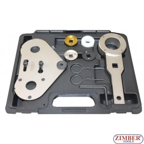 Petrol Engine Setting/Locking Kit VAG 1.8 TFSI/2.0TFSI - ZR-36ETTS220 - ZIMBER TOOLS