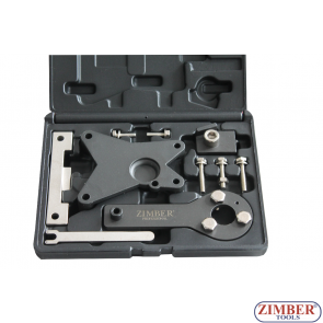 Petrol Setting/Locking Tool Kit Fiat,Lancia,Ford 1.2, 1.4, 8V. ZR-36ETTS113 - ZIMBER TOOLS