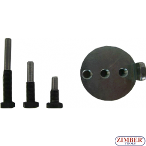 Mounting-Tool-Set For Flexible Multi Ribbed Belts For Audi / Seat / Skoda / Volkswagen, 4pcs- ZR-36MTSFMRB02 - ZIMBER TOOLS