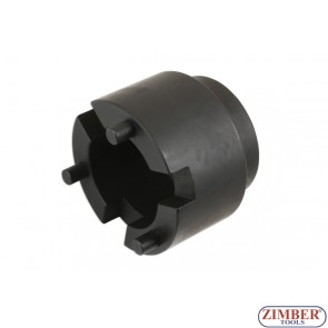 Rear Hub Socket - Toyota Land Cruiser - ZR-36RHS - ZIMBER TOOLS.