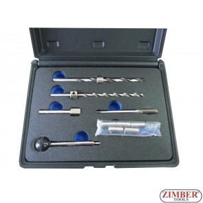 REPAIR TOOL FOR INJECTOR MOUNTION BOLTS FOR Mercedes BENZ- CDI ENGINES - ZR-36ETTS286 - ZIMBER TOOLS