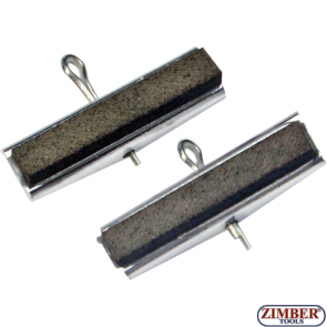Replacement Jaws for Honing Tool BGS 1155   Ø 38 - 60 mm   30 mm Jaws   K 220   2 pcs. - 1145 - BGS technic