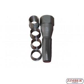 Rethreader Kit For 14mm Spark.ZR-36RKSP14 - ZIMBER TOOLS