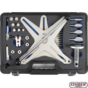 SAC Clutch Tool Set | 38 pcs.8286-BGS-technic.