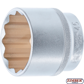 "Socket, 12-Point | 12.5 mm (1/2"") Drive 