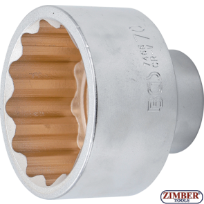 "Socket, 12-Point | 20 mm (3/4"") Drive 