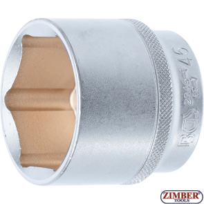 "Socket, Hexagon | 12.5 mm (1/2"") Drive 