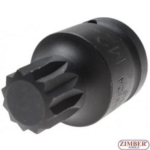 """Spline Bit Socket 3/4"""", M16 - 5054-M16-BGS"""