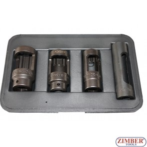 4pcs Oxygen Sensor Wrench Set - ZIMBER