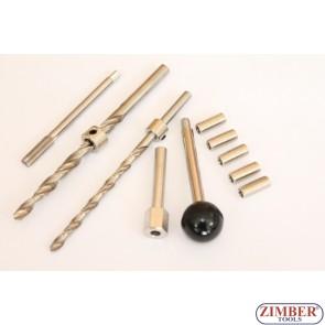 Thread Repair Kit   for Injector Fastening Screws - 6x1 - 10 pcs.- Mercedes Benz CDI - ZR-36ETTS286