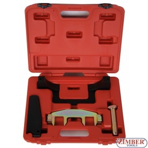 Timing chain replacing tool kit for Mercedes Benz M271, ZT-04A2121  - SMANN TOOLS.