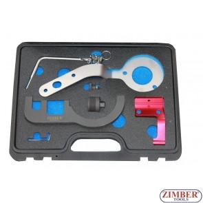 Timing Chain Tool Kit BMW/Mini -2014  1,5lt 3 cylinder (B37) and 2,0lt 4 cylinder (B47) Diesel engines - ZR-36ETCT - ZIMBER TOOLS.