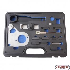 Timing Tool Kit - Renault 1.6/2.0/2.3 DCI/ Nissan, Vauxhall | Opel - ZR-36ETTS345 - ZIMBER TOOLS.