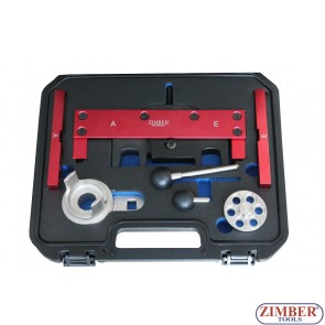 Engine Timing Tool Set | for Porsche 911, Cayman, Boxster with MA1 Engine, ZR-36ETTS244- ZIMBER TOOLS