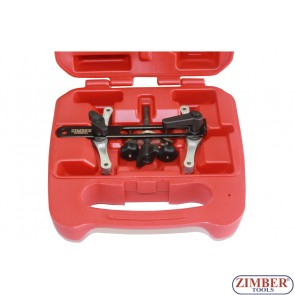 Universal Adjustable Timing Belt Locking Tooth Pulleys Tool 0 ~ 60 mm, ZR-36UTBLT - ZIMBER TOOLS