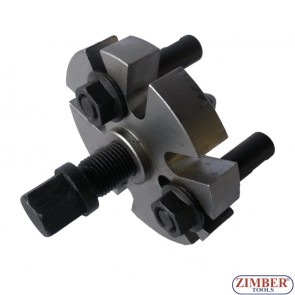 Adjustable Universal Timing Pulley & Injection Pump Puller Extractor - ZT-04A2240 - SMANN TOOLS.
