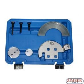 V-ribbed Belt and elastic Belt Assembly Tool Set 7 pcs.  ZT-04A2209-SMANN TOOLS.