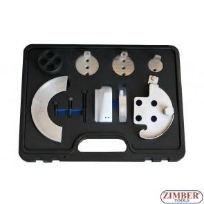 V-Ribbed Belt Mounting Tool Set, ZR-36MTTS11 - ZIMBER TOOLS