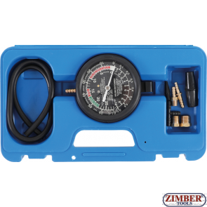 Vacuum and Fuel Pump Tester (9069) - BGS technic