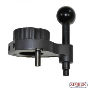 CRANKSHAFT LOCK VW/AUDI TDC 1.8 and 2.0 - TFSI engine,T10490 - ZR-36VACF - ZIMBER TOOLS