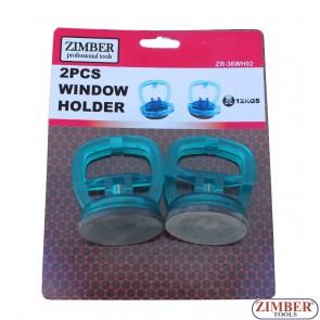 2 pc Window Holder - ZIMBER TOOLS