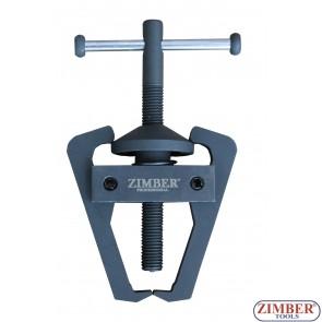 Windshield Wiper Puller Self-gripping slim 2-leg pullers - ZR-36WWP04 - ZIMBER TOOLS.