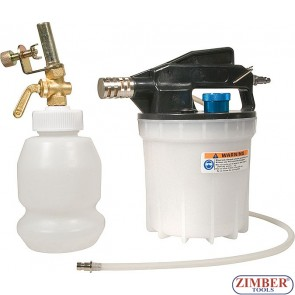 PNEUMATIC BRAKE BLEEDER KIT ZIMBER