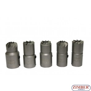 5pcs Reamer set-ZIMBER