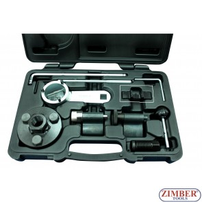 Balance shaft locking tool VAG AUDI,VW,SKODA,SAET - 2.0 TDI PD - ZR-41PETTS13710 - ZIMBER TOOLS.