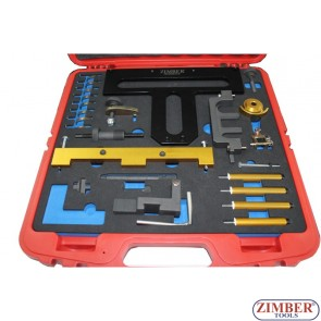 Engine Timing Tool Set for BMW N42, N46,46T - ZIMBER-TOOLS