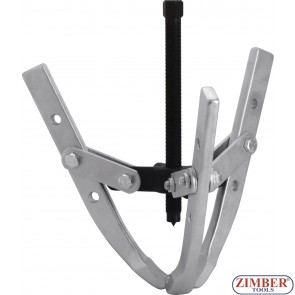 Heavy Duty 3 Jaw Gear Puller 25 Tonnes - ZIMBER TOOLS