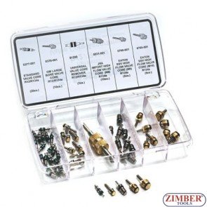 Replacement Valve Vores For Valve Core Removers & Installer - ZIMBER - TOOLS