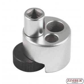 Stud Bolt Extractor | 6.3 - 14 mm, ZR-36SR - ZIMBER TOOLS
