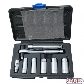 Spark Plug Socket Set 8-pc - ZIMBER