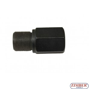 Adaptor for extracting Common Rail injectors M20*1.0 DENSO, (ZR-41PDIPS04) - ZIMBER TOOLS