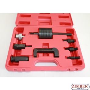 9pcs Common Rail Injectors Extractor Set  (ZT-04501) - SMANN TOOLS.