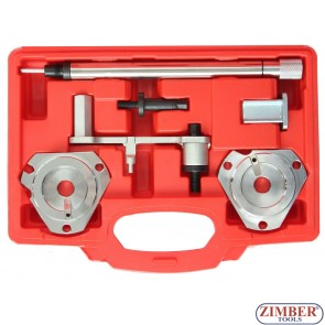 Petrol Twin Cam Locking/Setting Kit - 1.6 16V Fiat - ZT-04A2232-SMANN TOOLS
