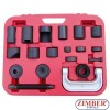 21pc 4 Wheel Drive Adaptors Ball Joint Service Kit (ZT-04011) - SMANN TOOLS.