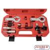 Engine Timing Tool Set Fiat, Alfa Romeo, Lancia, Opel, Suzuki, Saab 1.3, 1.9. 2.4 D, DT, CDTI, ZT-04173 - SMANN TOOLS.